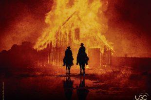 Les Freres Sisters de Jacques Audiard affiche teaser