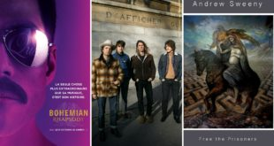 Playlist musique #12 : Queen, Theo Lawrence & The Hearts, Andrew Sweeny 2 image