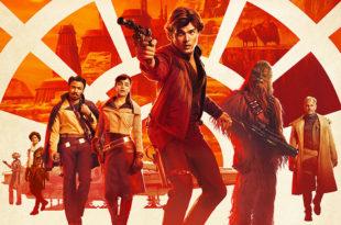 Affiche du film Solo : A Star Wars Story de Ron Howard