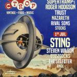 Festival Rétro'C'Trop 2018 avec Sting en tête d'affiche : Le programme