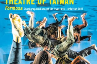 Cloud Gate Dance Theatre of Taiwan affiche Formosa