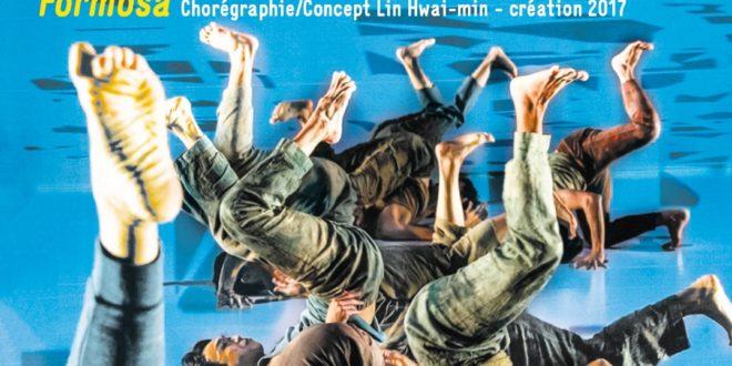 Cloud Gate Dance Theatre of Taiwan affiche Formosa