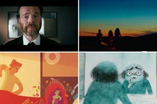 Concours de courts-métrages SundanceTV édition 2018 images Good Mourning, À chacun sa malédiction, El camino de Santiago, Tête d'Oliv...