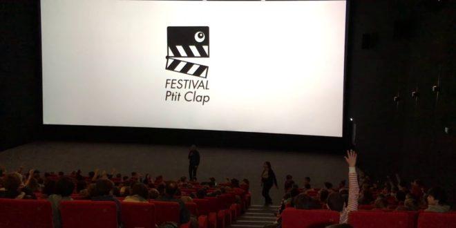 La cérémonie du Festival Ptit Clap 2018