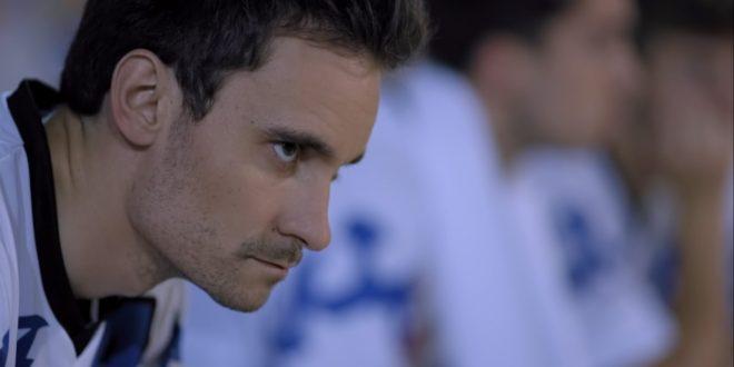 L'acteur Florian Hessique dans le film La Légende interview