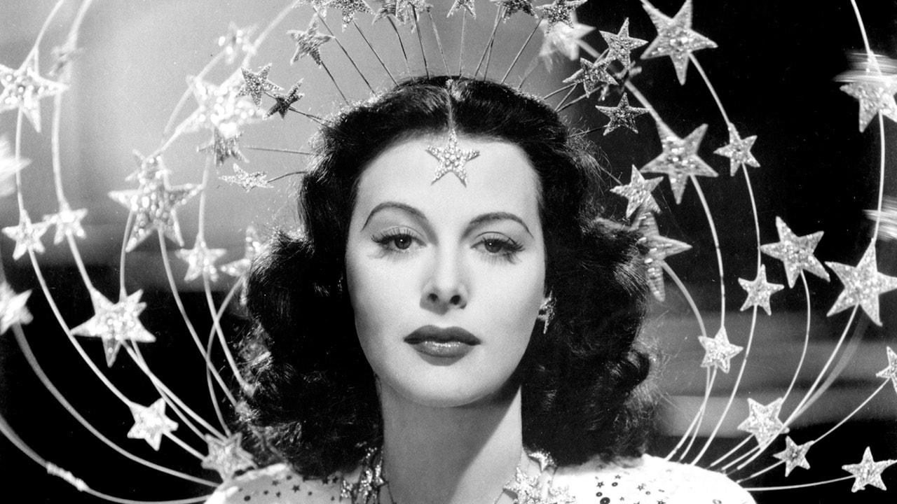 Hedy Lamarr from extase to wifi d'Alexandra Dean photo La Danseuse des Folies Ziegfeld
