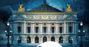 Inside Opéra au Palais Garnier affiche