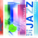 La Défense Jazz Festival 2018 : Le programme