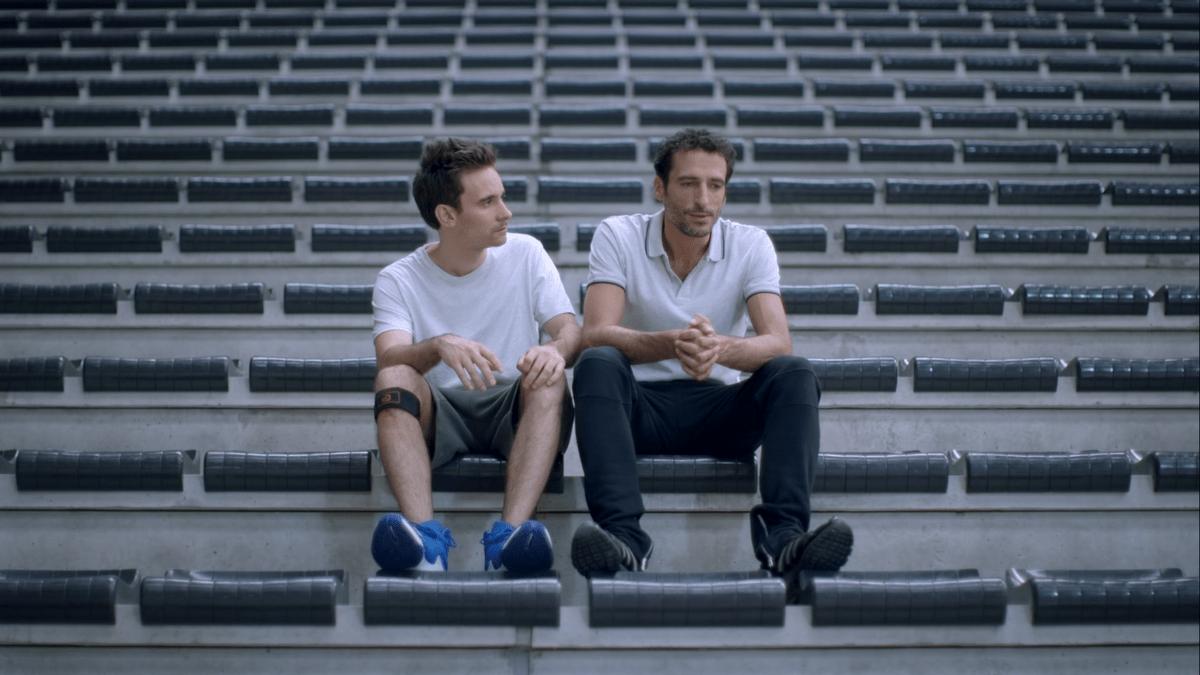 Florian Hessique dans le film La Légende interview