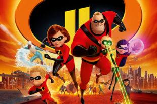 Affiche du film Les Indestructibles 2 de Brad Bird Disney film critique avis