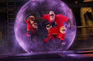 Photo du film les Indestructibles 2 de Brad Bird Disney critique avis