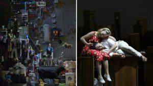L'Heure espagnole – Gianni Schicchi de Laurent Pelly photos