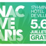 Festival Fnac Live Paris 2018 : Le programme