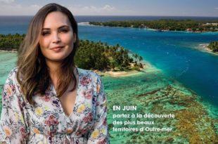 Valérie Bègue présente Rêves d'Outre-Mer affiche