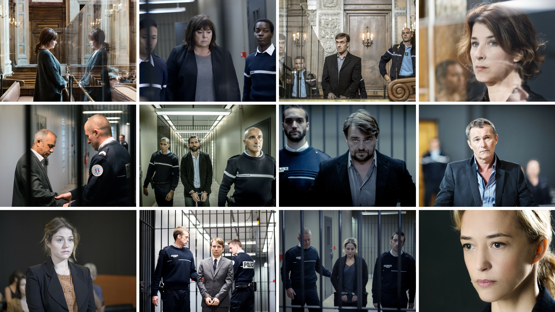 Accusé saisons 1 et 2 photos