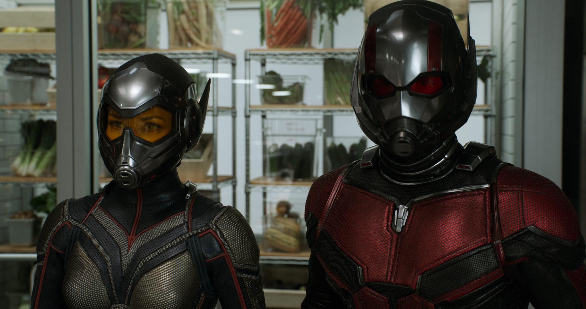 Ant-Man et la guêpe photo critique film avis