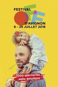 Avignon Le Off 2018 affiche