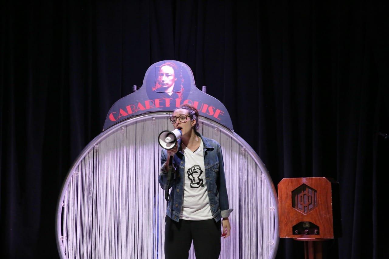 Cabaret Louise de La Compagnie Du Grand Soir photo