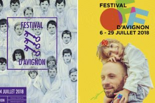 Festival d'Avignon IN & OFF 2018 affiches