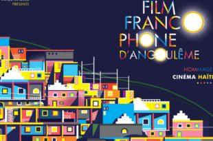Festival du Film Francophone d'Angoulême 2018 Bannière