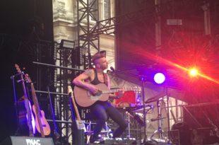 Asaf Avidan au Fnac Live Festival 2018 musique
