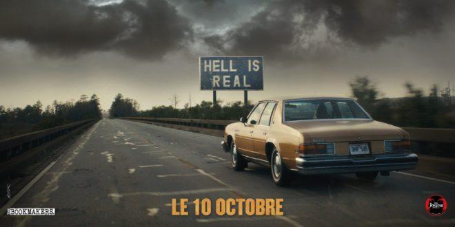 GALVESTON de Mélanie Laurent affiche teaser