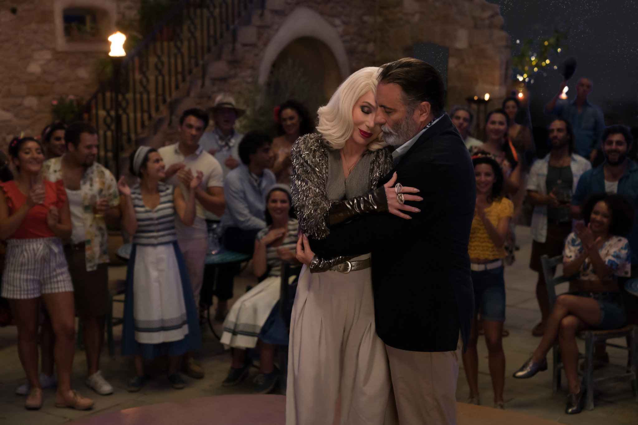 Mamma Mia! Here We Go Again film critique avis Cher et Andy Garcia
