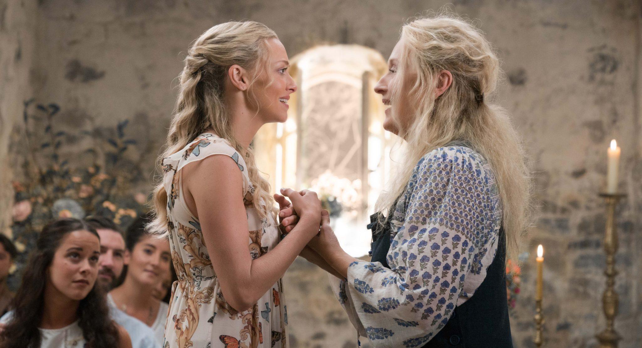 Mamma Mia ! Here We Go Again Mery Streep et Amanda Seydried My Love, My Life