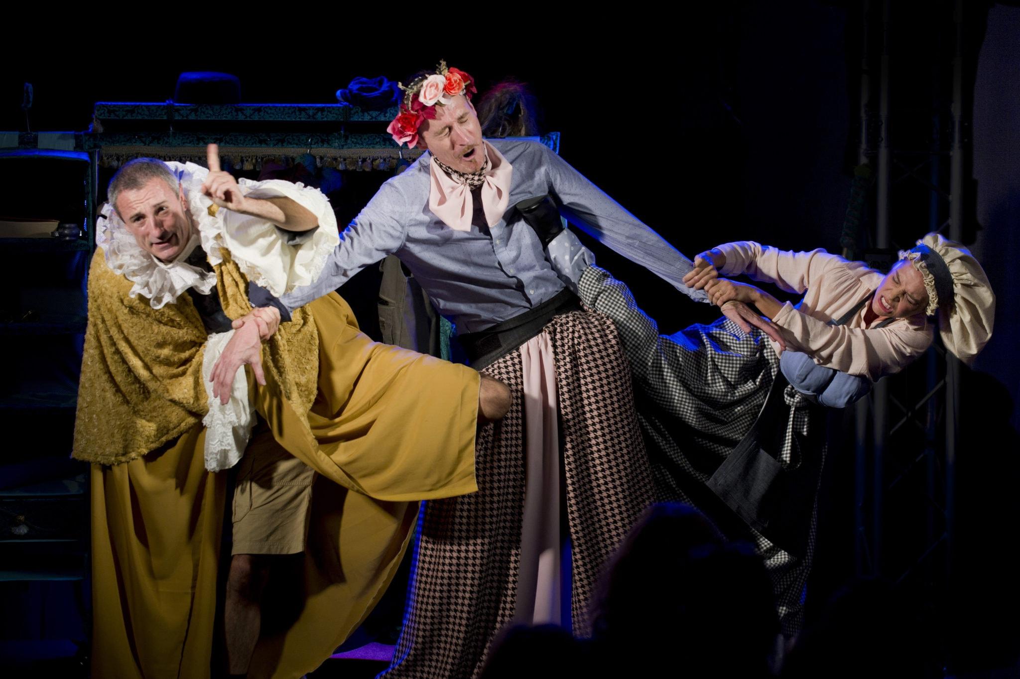 Tout Molière … ou presque avis critique avignon théâtre