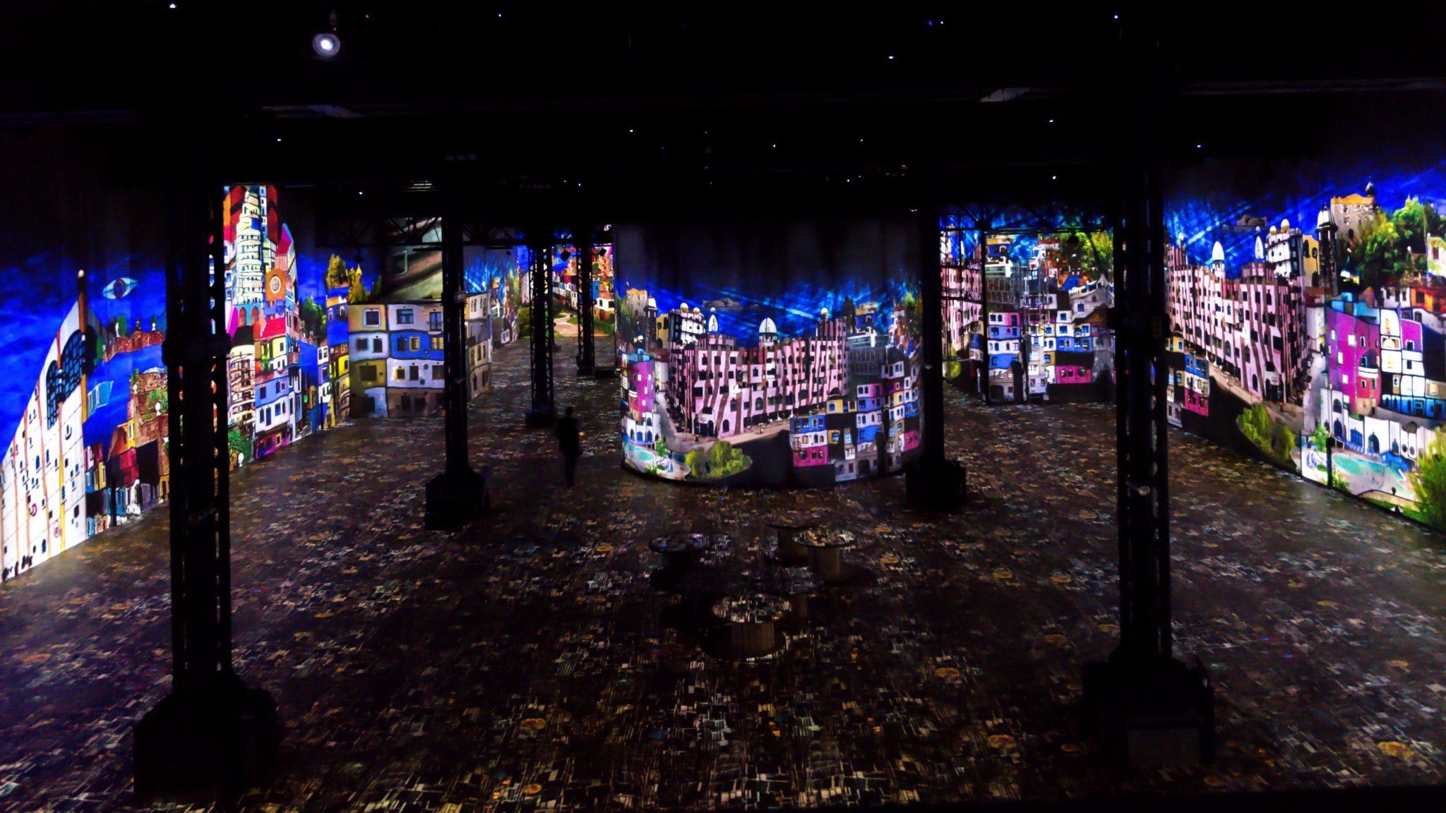 Gustav Klimt, une immersion dans l'art et la musique - Atelier des Lumières photo 2