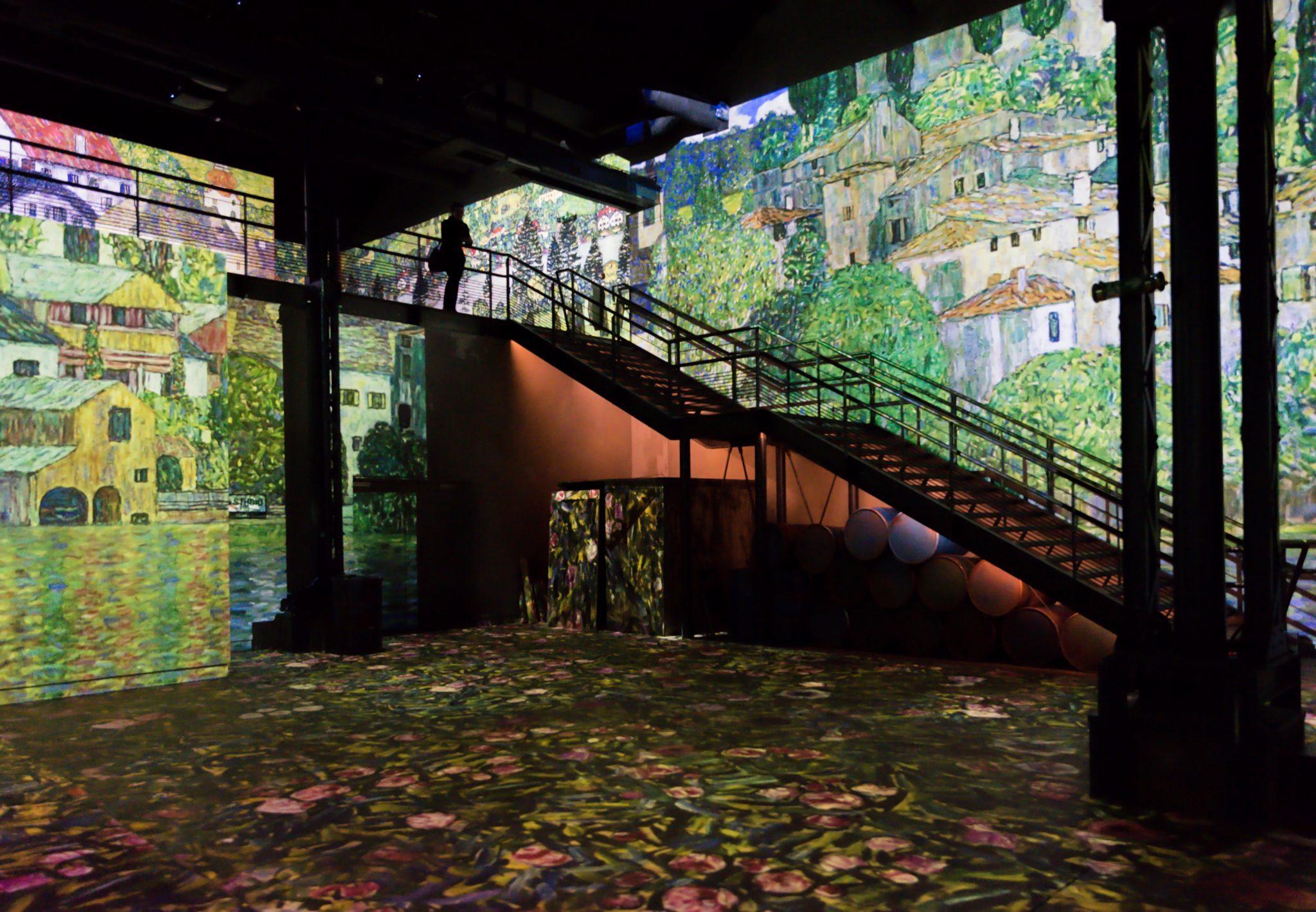 Gustav Klimt, une immersion dans l'art et la musique - Atelier des Lumières photo 3