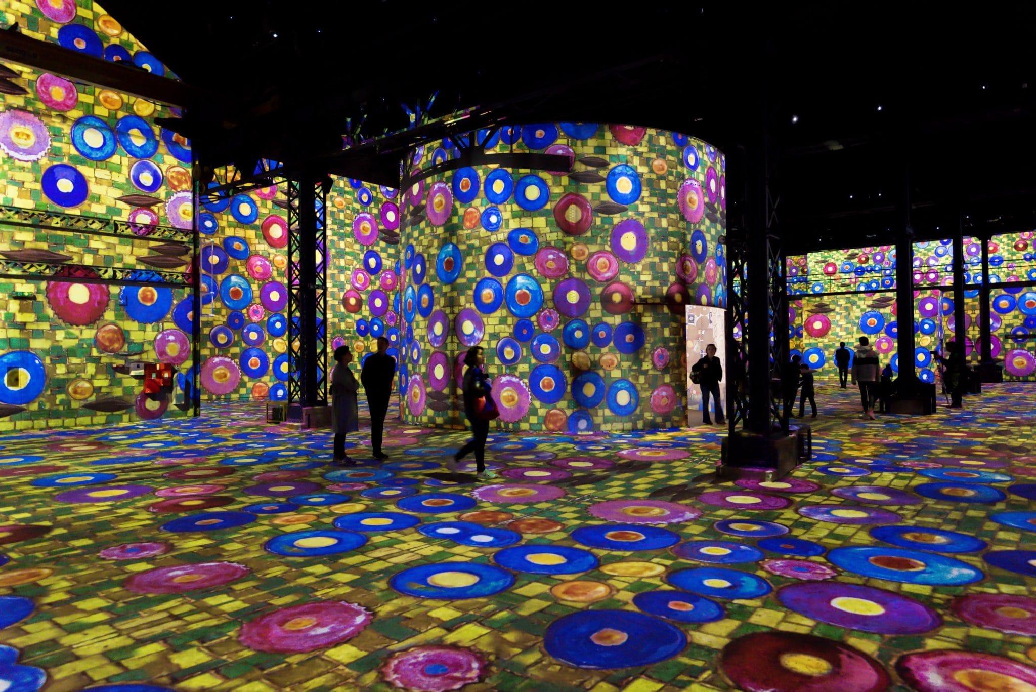 Gustav Klimt, une immersion dans l'art et la musique - Atelier des Lumières photo 4