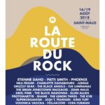 La Route du Rock 2018 : Le programme du 16 au 19 août