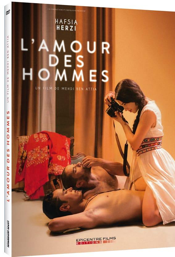 L'Amour des hommes de Mehdi Ben Attia image DVD
