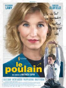 Film Le Poulain de Mathieu Sapin affiche film Angoulême 2018 critique avis