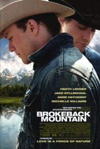Le Secret de Brokeback Mountain affiche film avis arte télévision