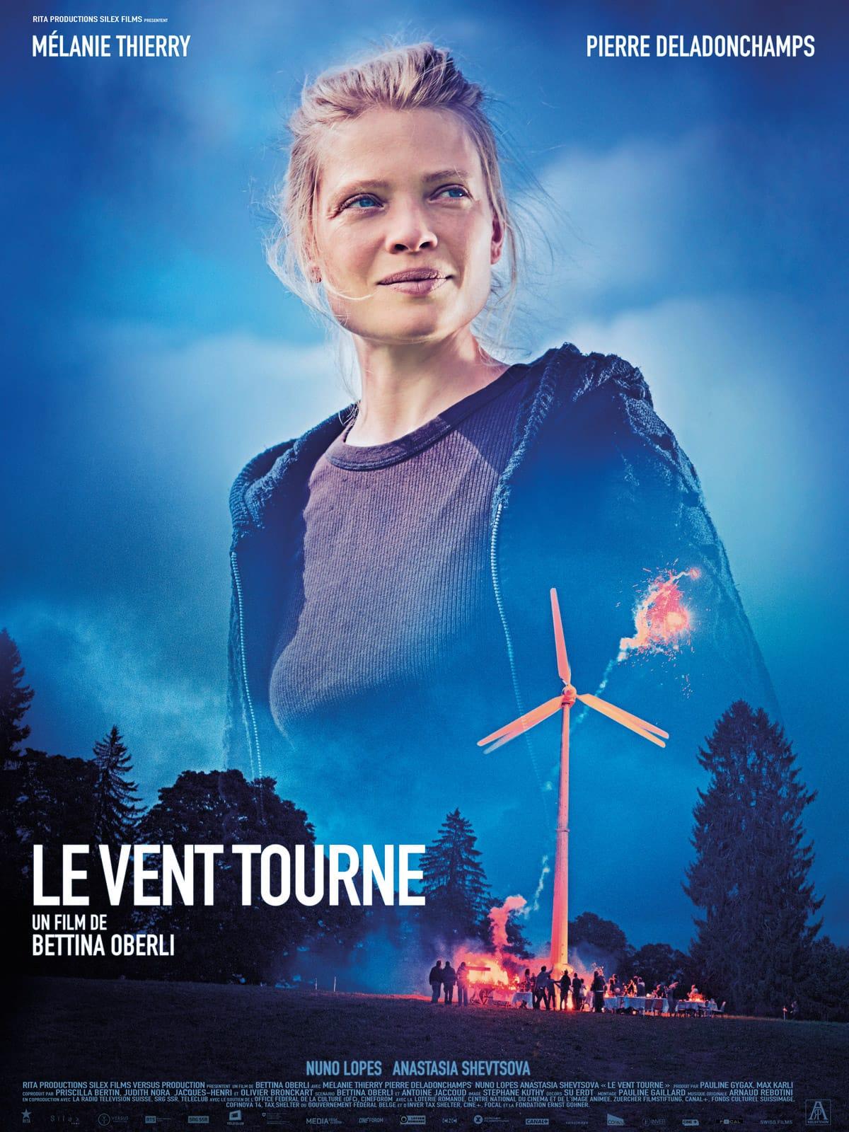 Le vent tourne de Bettina Oberli affiche film