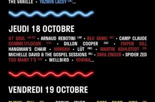 MaMa Festival 2018 image noms programme