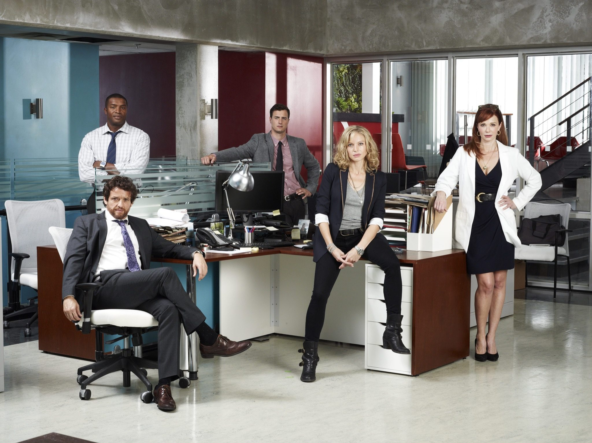 Motive - le mobile du crime saison 1 photo