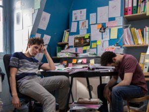 Première année critique film avis angoulême Vincent Lacoste William Lebghil