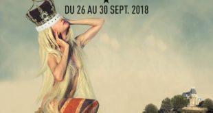 L'affiche du Dinard Film Festival 2018
