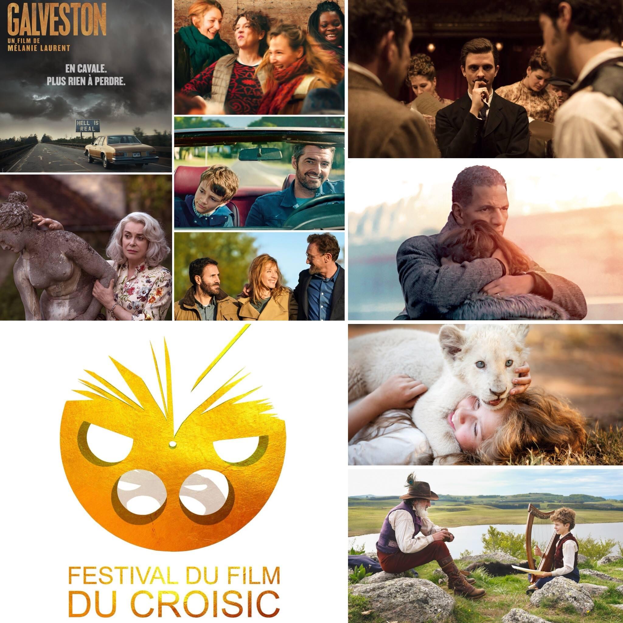 Festival du Film du Croisic programme