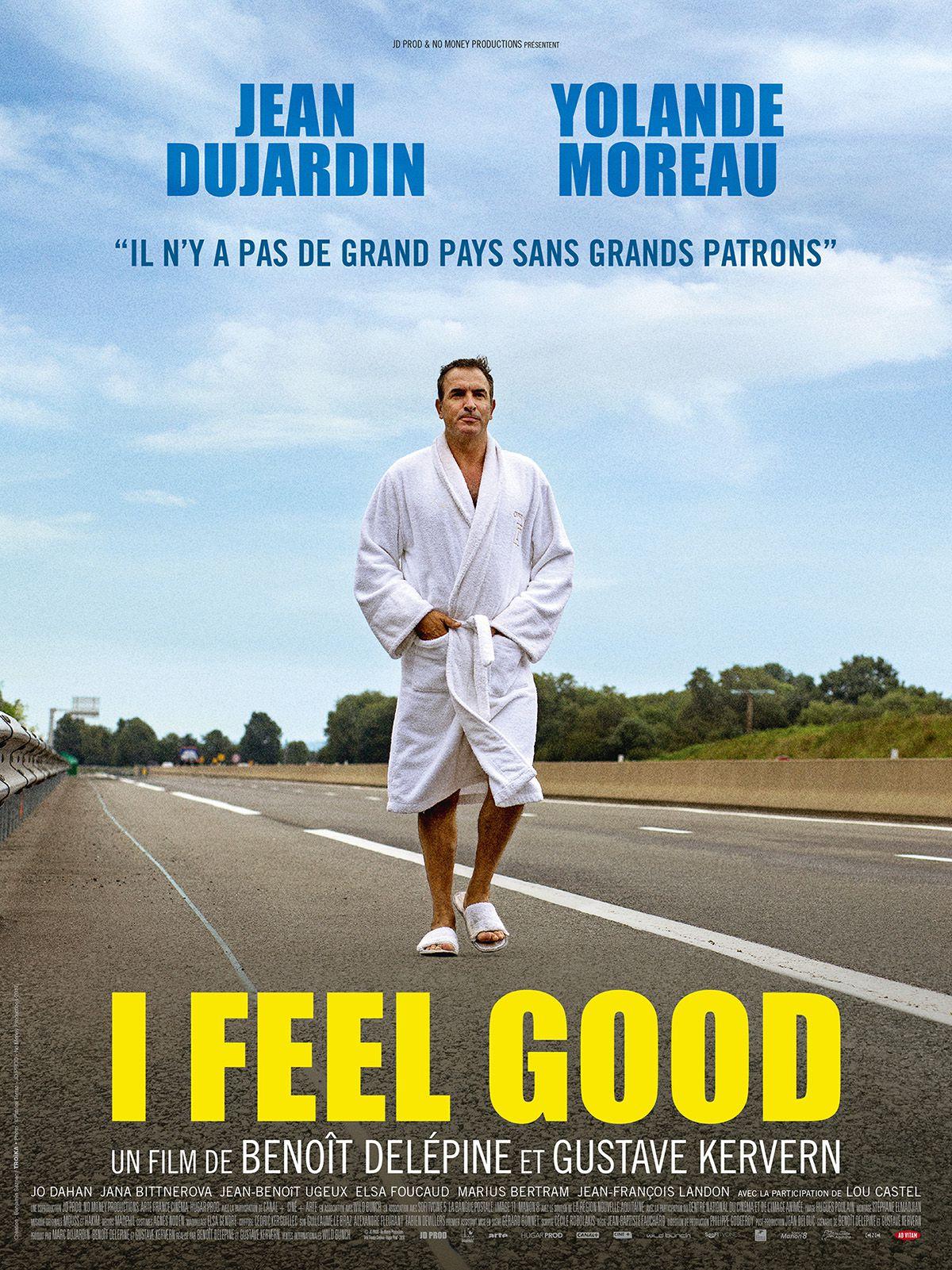 I Feel Good critique film affiche