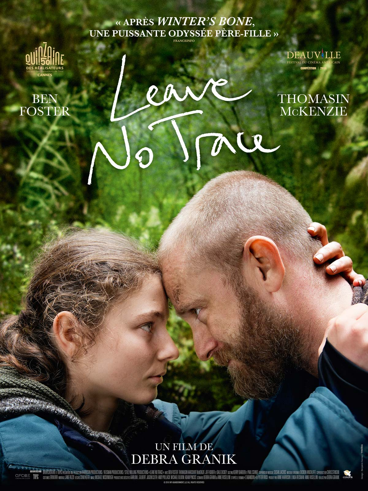 """[Critique] """"Leave No Trace"""" (2018) de Debra Granik 12 image"""