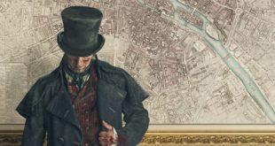 teaser L'Empereur de Paris de Jean-François Richet affiche