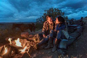 Line of Fire avis critique film photo Amanda (Jennifer Connelly) und Eric (Josh Brolin)