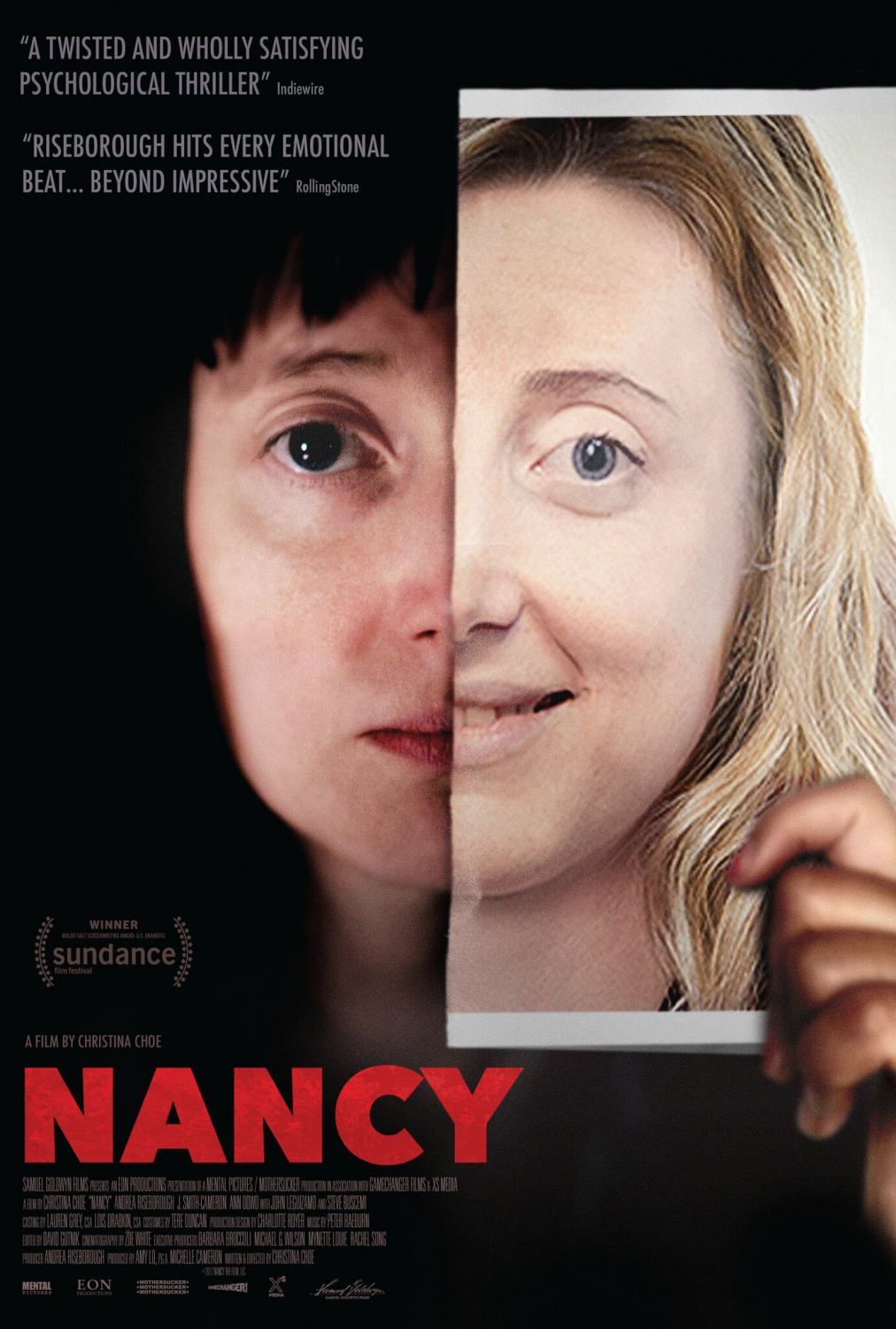 Nancy affiche film Deauville 2018