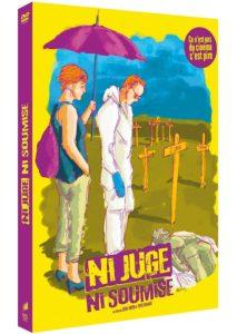 Ni juge, ni soumise de Jean Libon et Yves Hinant image DVD