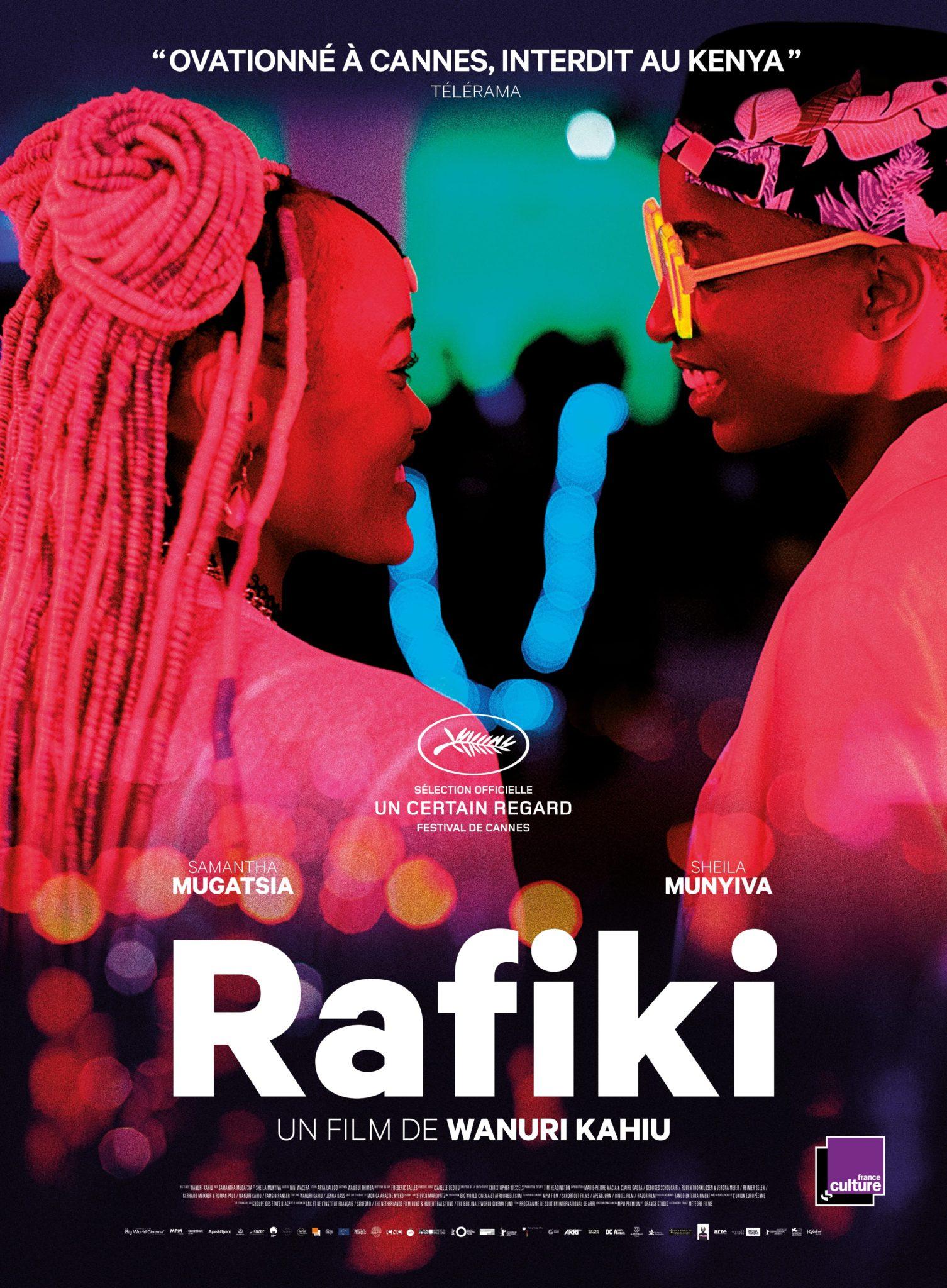 Rafiki de Wanuri Kahiu affiche