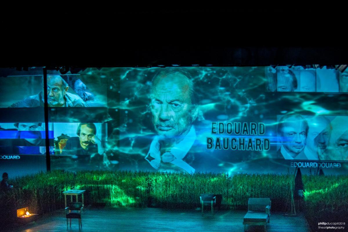 Tu te souviendras de moi mise en scène de daniel Benoin avec Patrick Chesnais au Théâtre Antoine